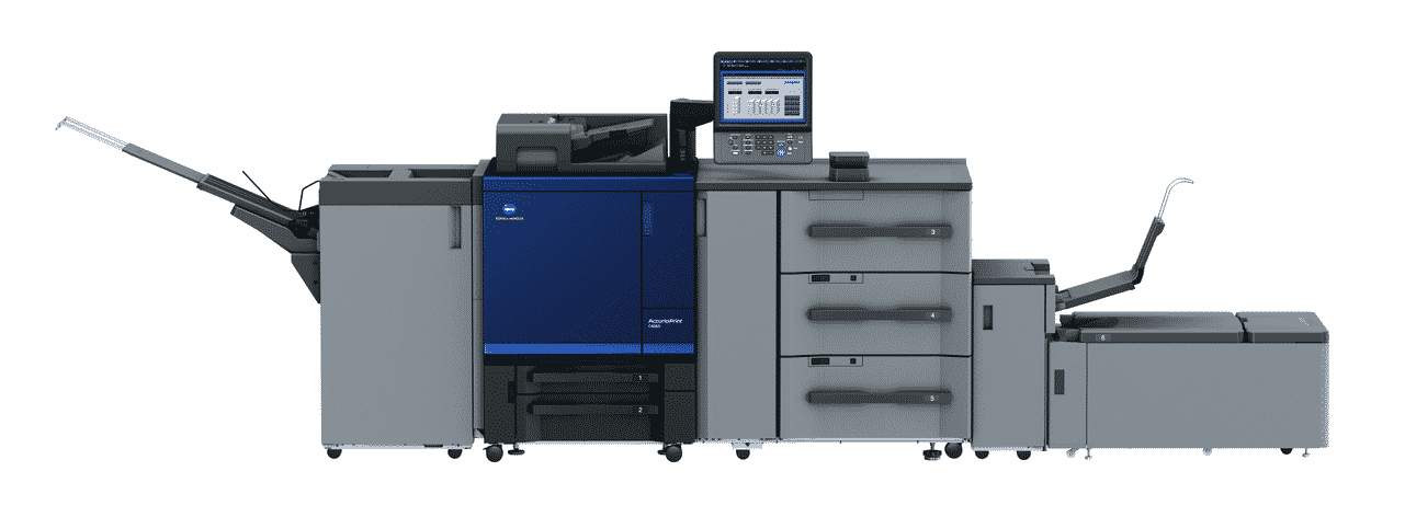 accurioprint-c4065 Production